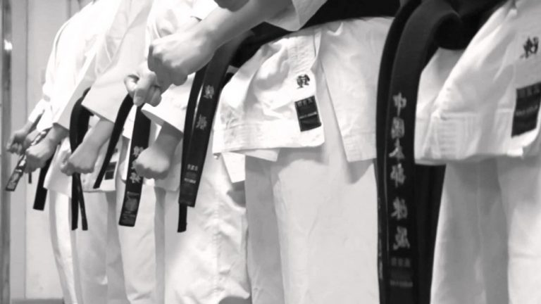 Advanced Karate Class Jion