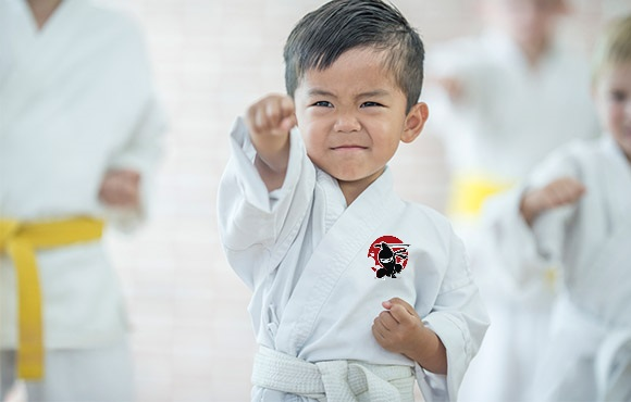 Ninja 5yr Old Karate
